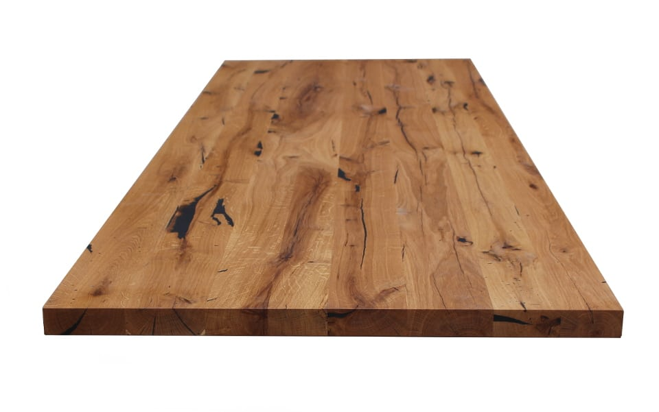 Wood Tabletop surface
