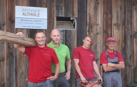 Brenners Altholz Team
