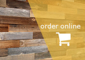 3D-Wallpanels from reclaimed wood   order online