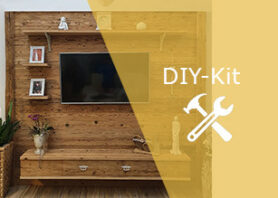 DIY-Kit for your individual wallcover
